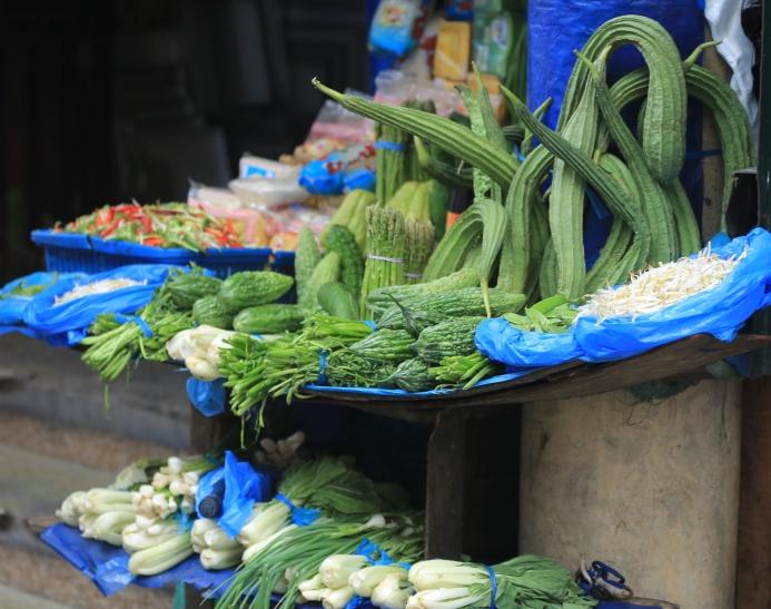 Verduras Chinas / Chinese Veggies