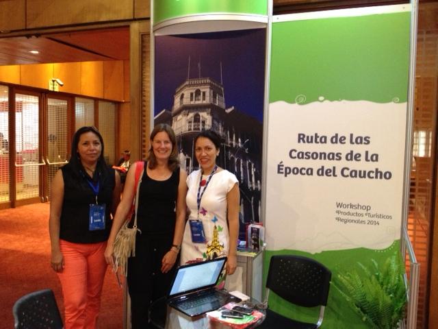 En la region de Iquitos van a promover: La nueva ruta de las Casonas de la epoca del Caucho.