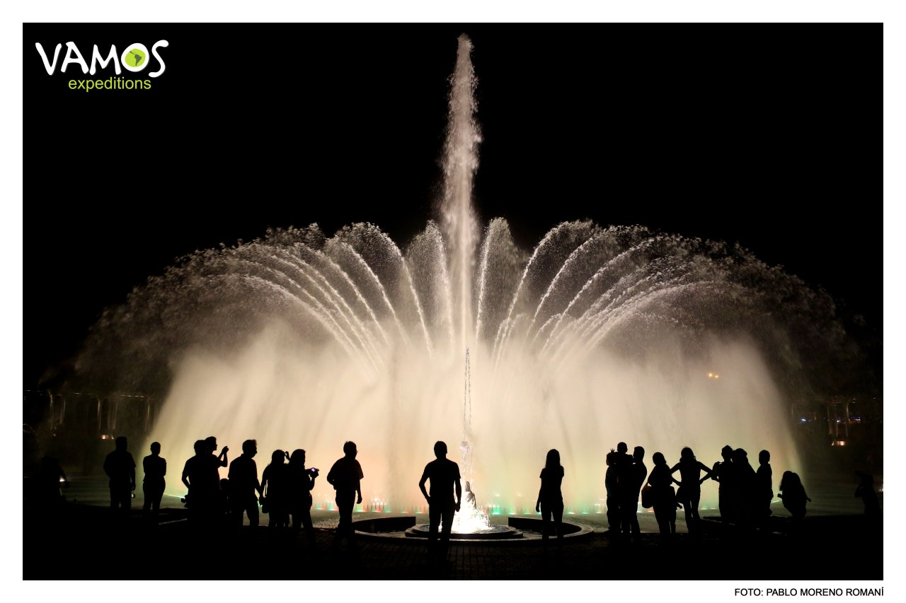 THE FOUNTAINS OFLIMA