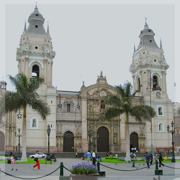 8 Churches that you can't miss in the Center ofLima