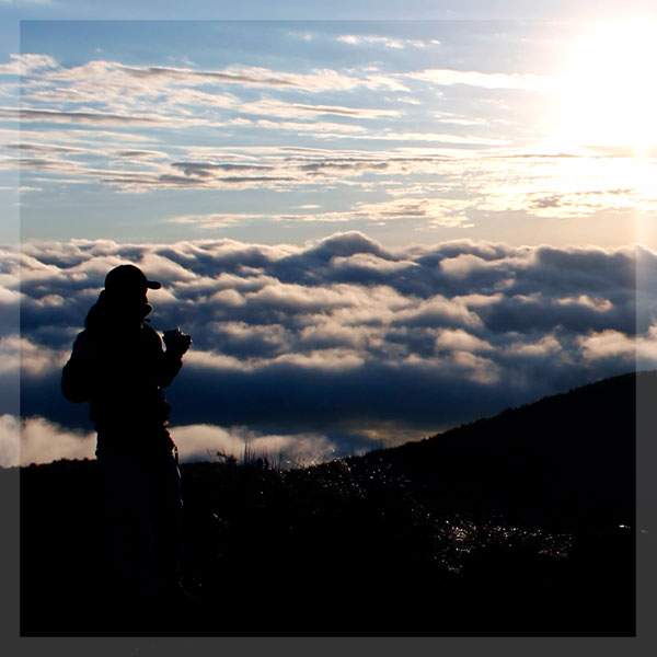 Natural Viewpoint of Tres Cruces – Cuzco- Facing the Amazon from ThreeCross