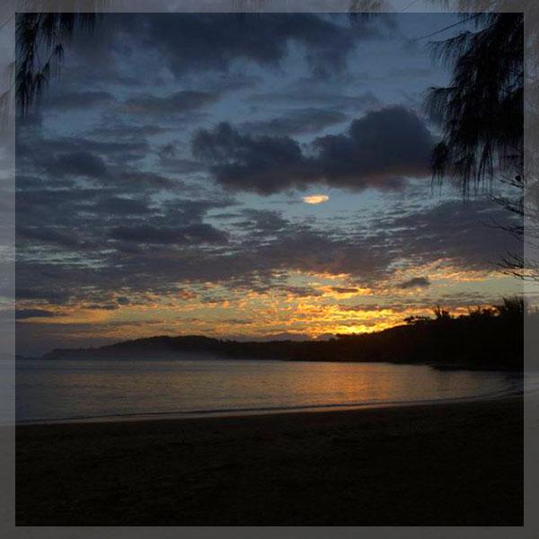 Good Morning HAWAIIAN ISLAND-Kauai