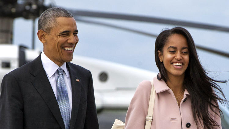 Malia Obama's secret cross-cultural experiential learning adventure to Peru and Bolivia.