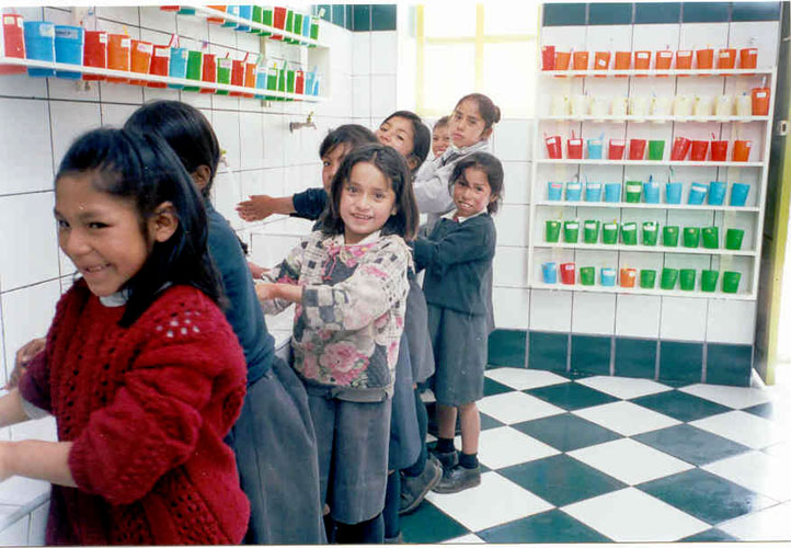 How children in Cusco get a better future through yourtravels